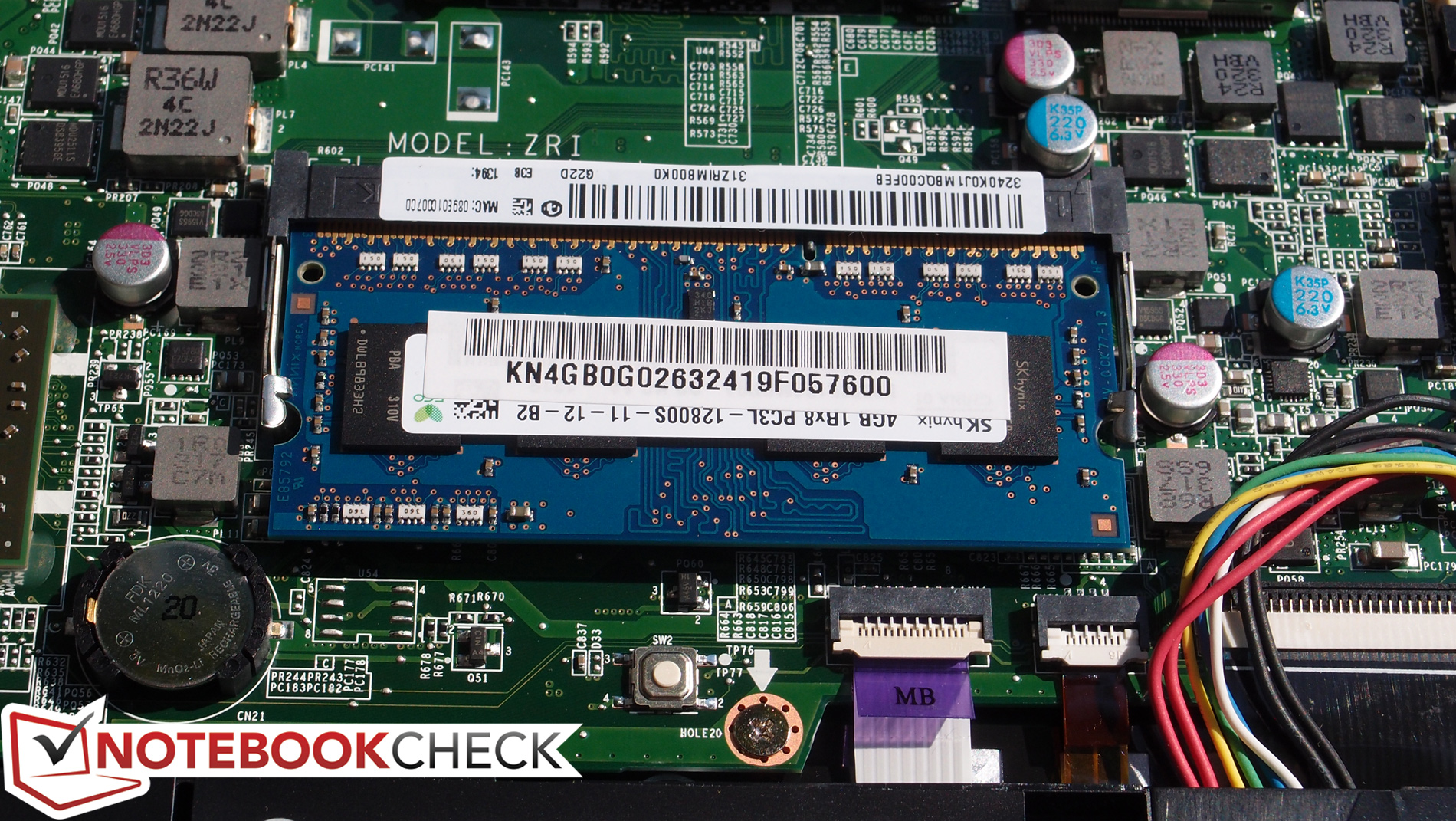 Critique Complete Du PC Portable Acer Aspire V5 552PG X809