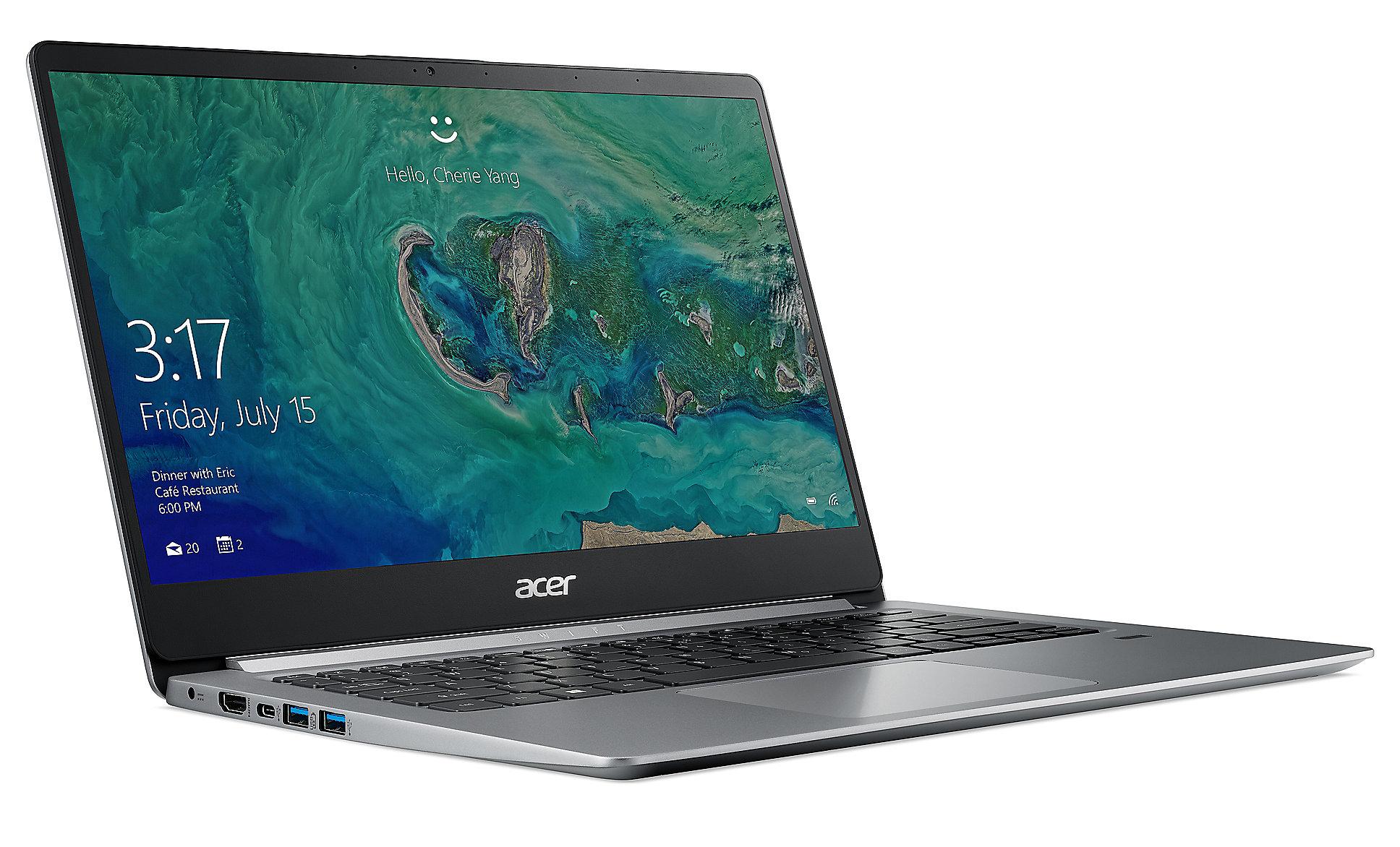 31ed45c1947 Courte critique du PC portable Acer Swift 1 SF114-32 (N5000