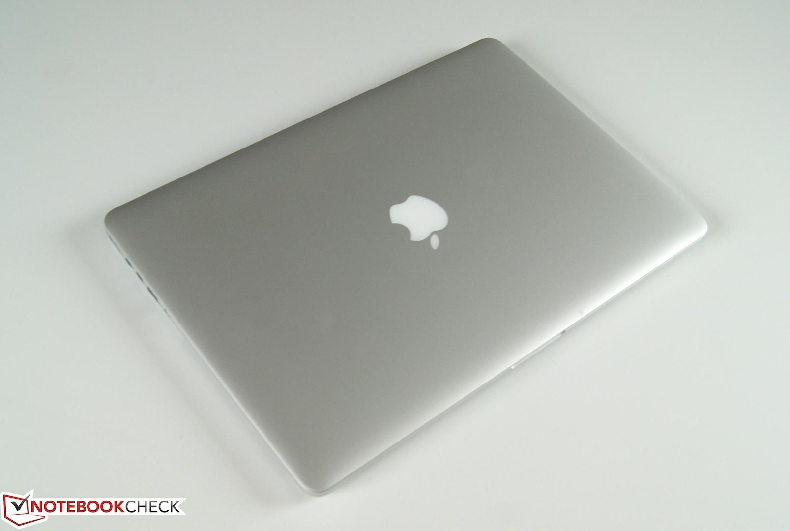 critique compl te du pc portable apple macbook pro retina 15 fin 2013. Black Bedroom Furniture Sets. Home Design Ideas