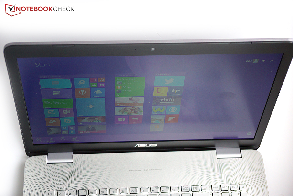 Critique compl te du pc portable asus n751jk t4144h for Ecran dalle ips pour la photo