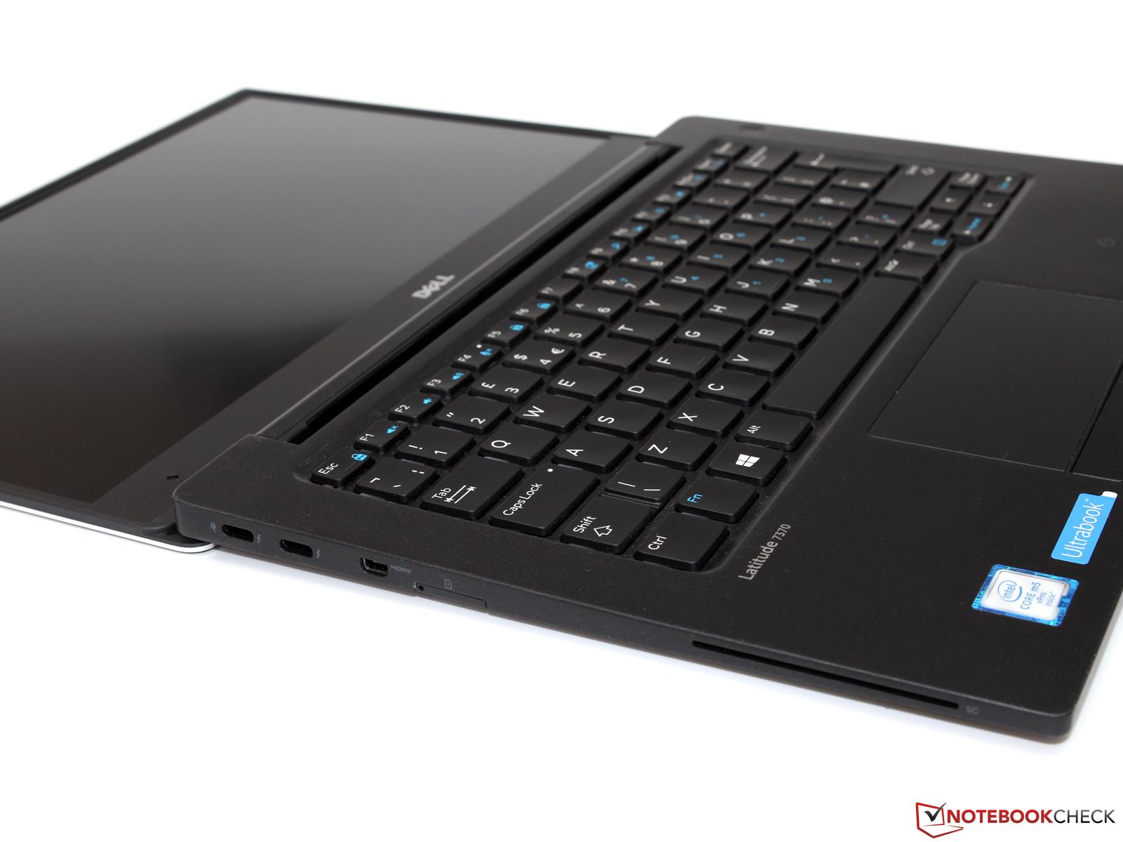 Courte Critique De L Ultrabook Dell Latitude 13 7370