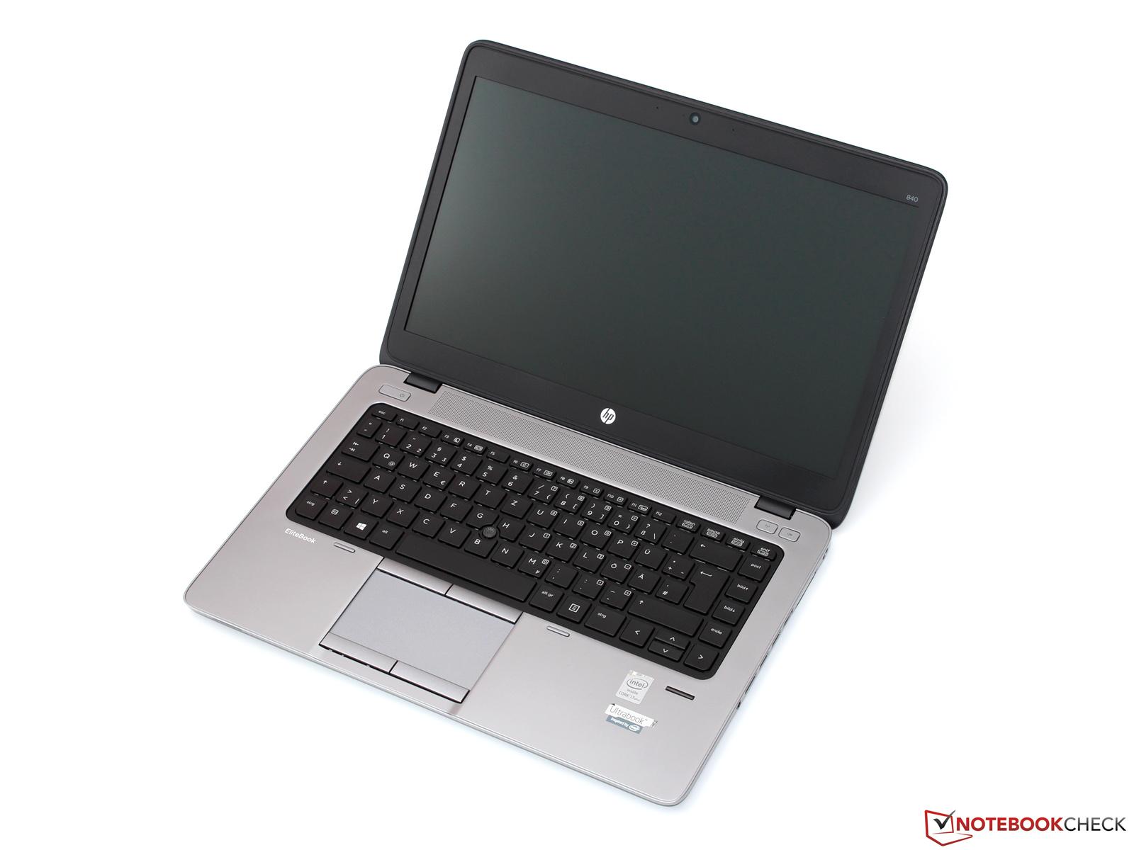 Critique complète de l Ultrabook HP EliteBook 840 G1-H5G28ET ... d2976b7acc2c