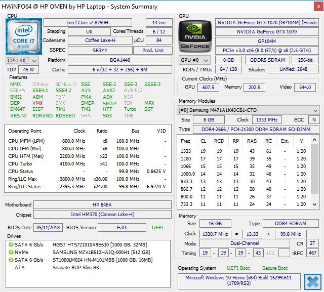 Hp Omen Desktop Bios
