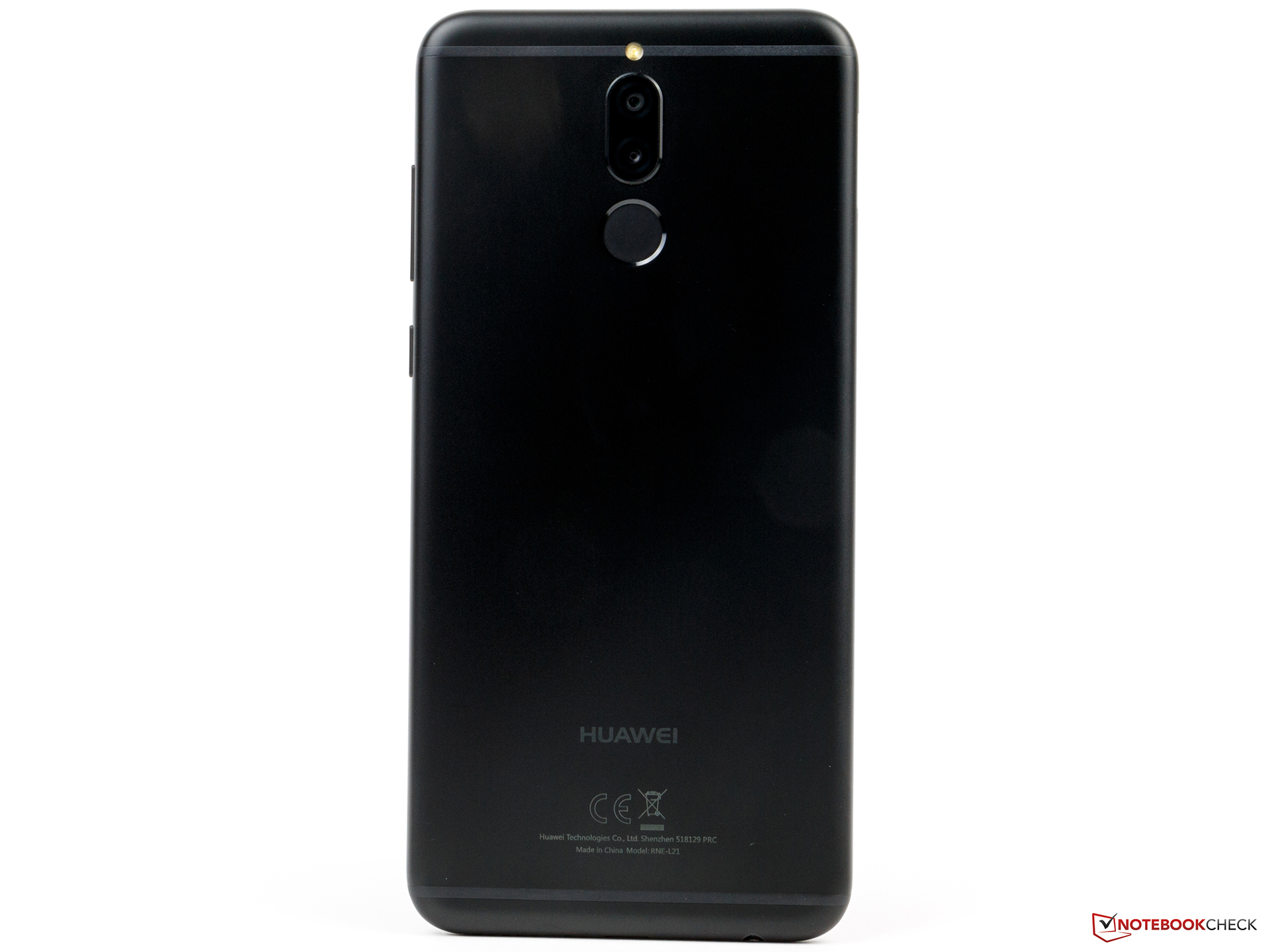 Courte Critique Du Smartphone Huawei Mate 10 Lite Notebookcheckfr
