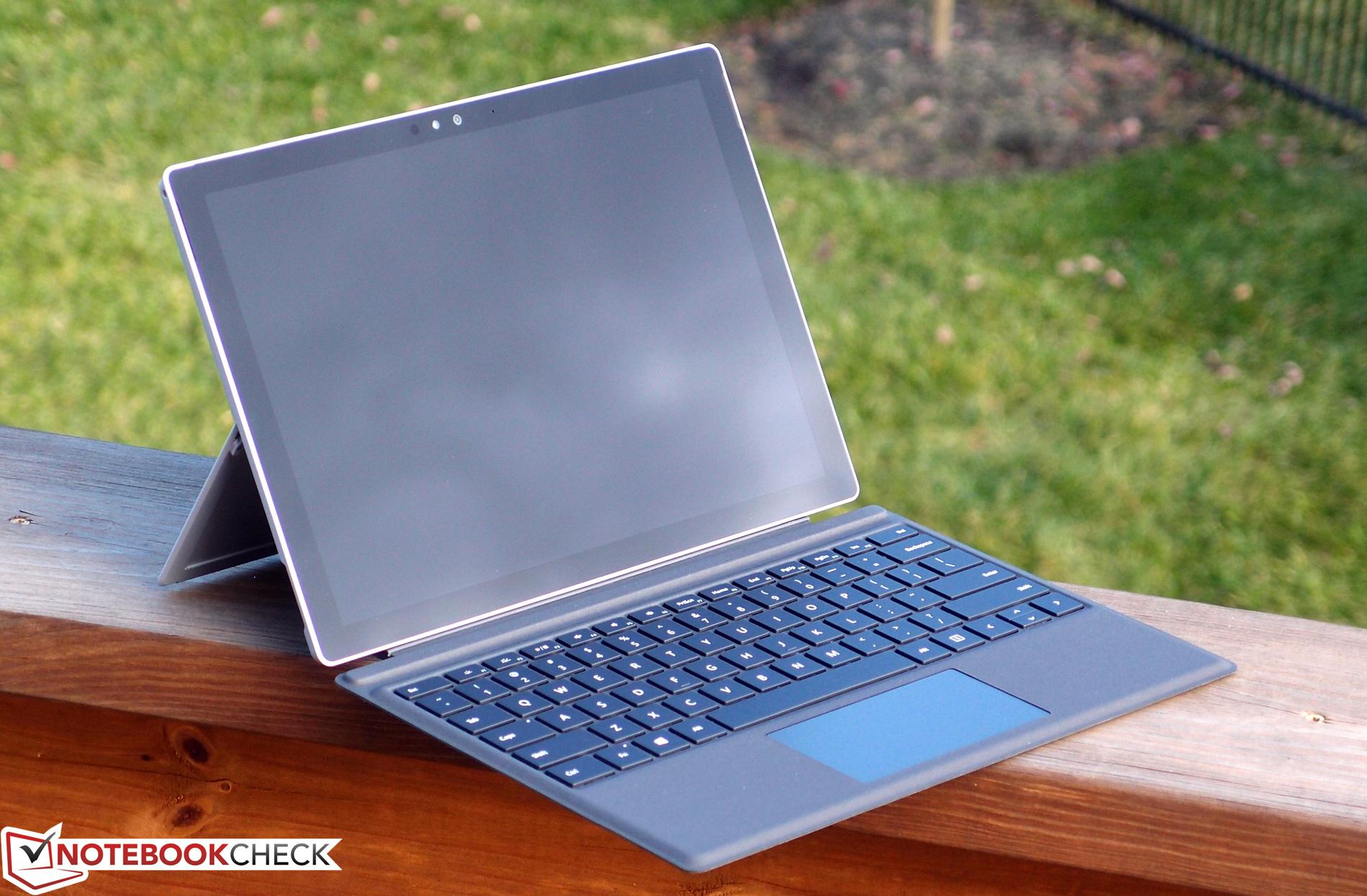 Critique Complte De La Tablette Microsoft Surface Pro 4 Core M3 I5 6300u 4gb Ram 128gb Ssd 2736x1824 Muluss Full Resolution Book