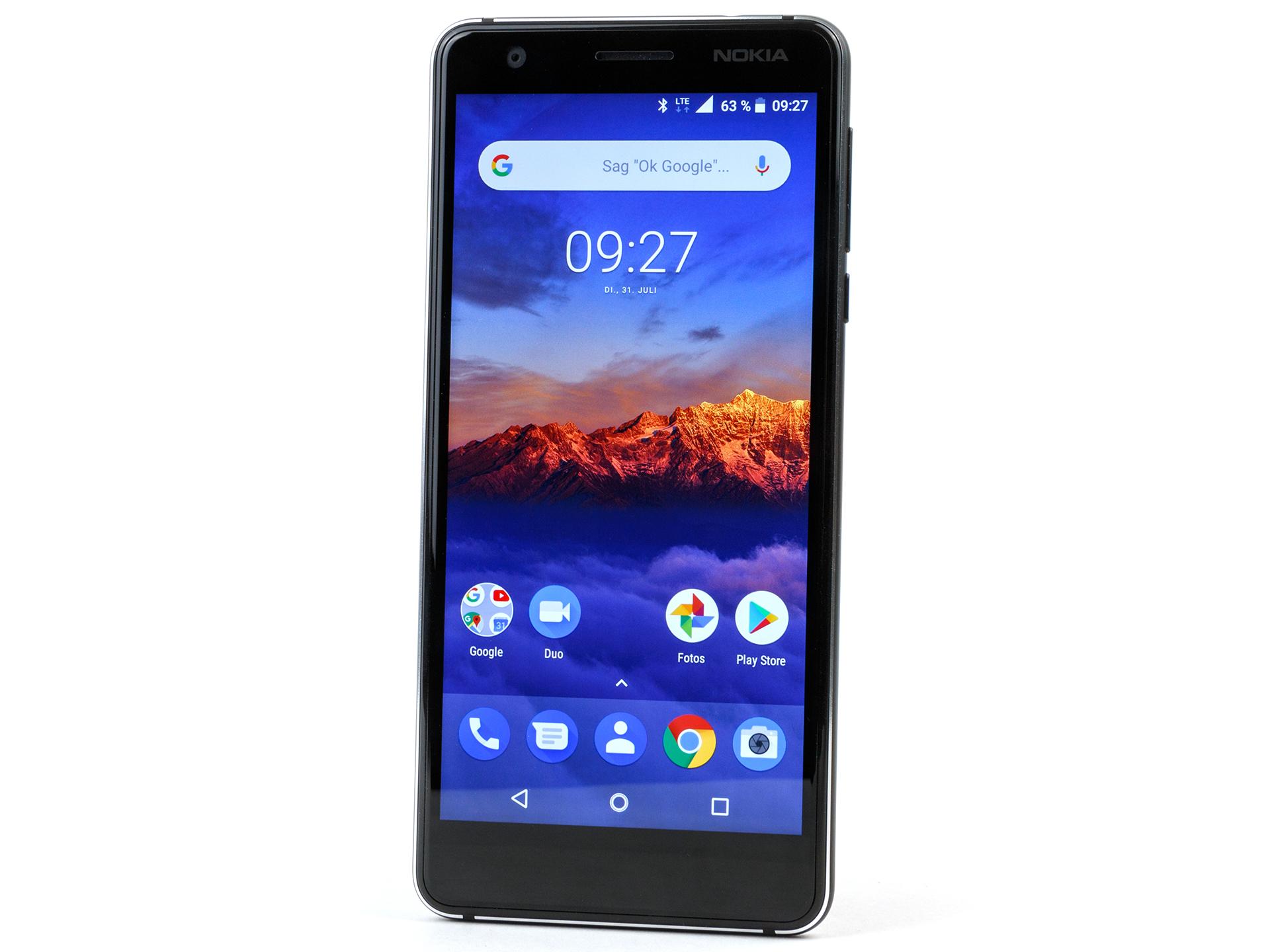 Courte Critique Du Smartphone Nokia 31 Notebookcheckfr