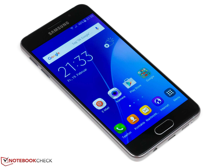 Courte critique du Smartphone Samsung Galaxy A3 (2016 ...