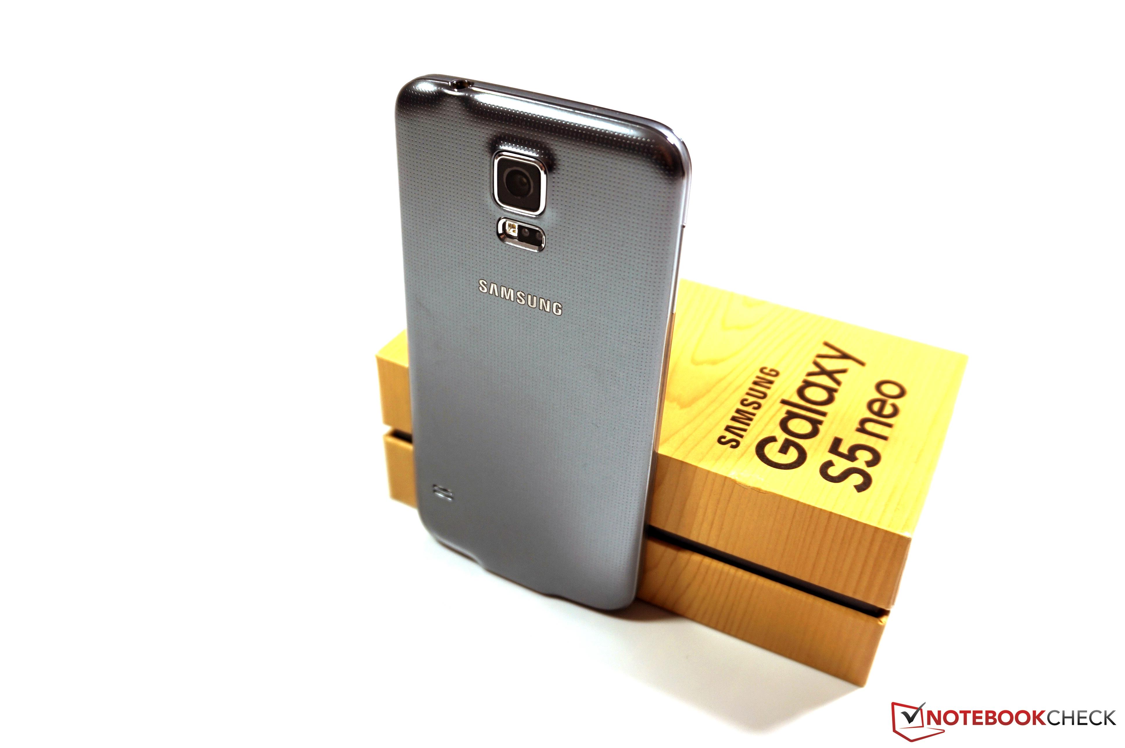 Courte Critique Du Smartphone Samsung Galaxy S5 Neo