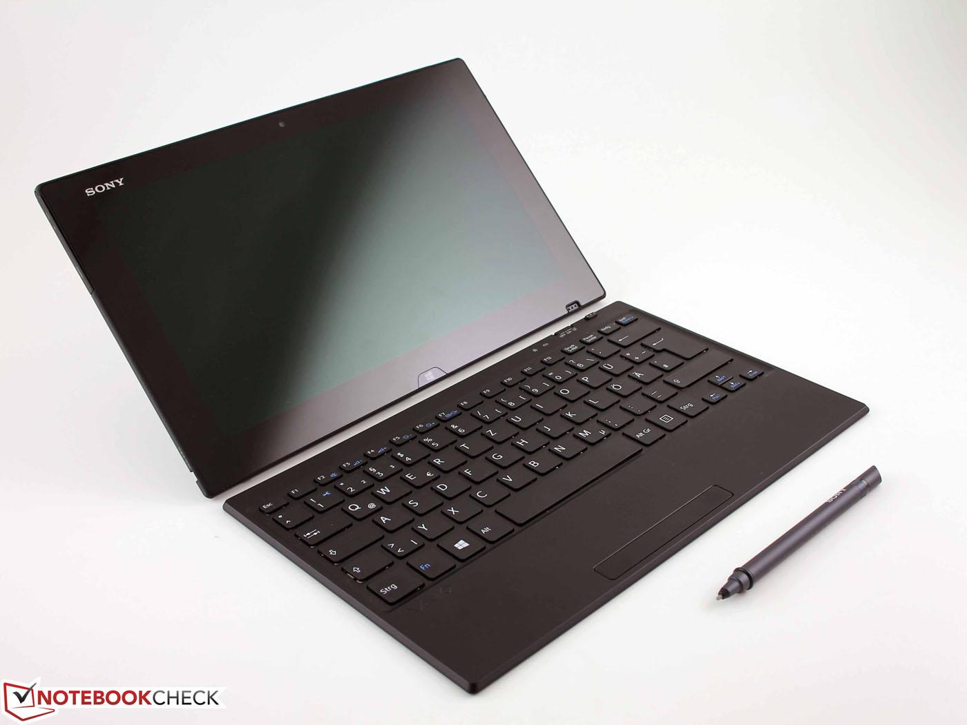 Courte critique de la tablette Sony Vaio Tap  SVT GE B