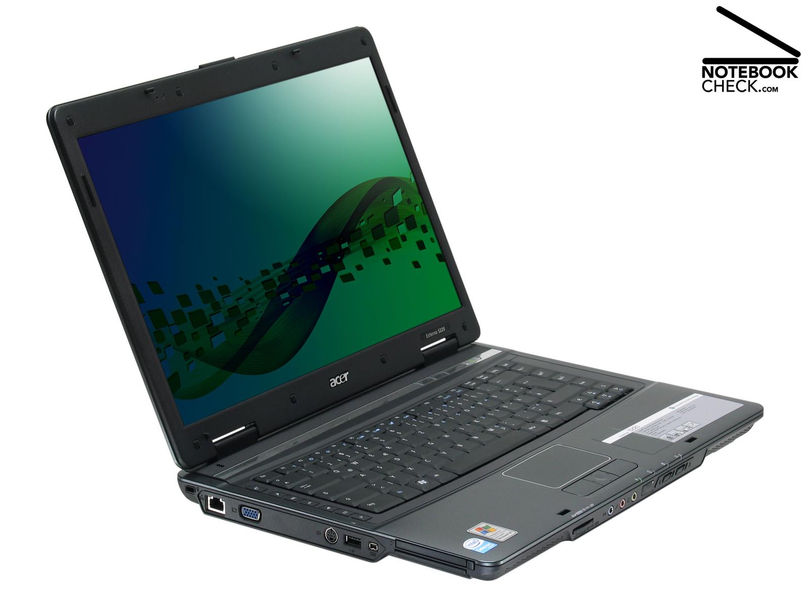 Acer Extensa 5220 Intel Display Drivers (2019)