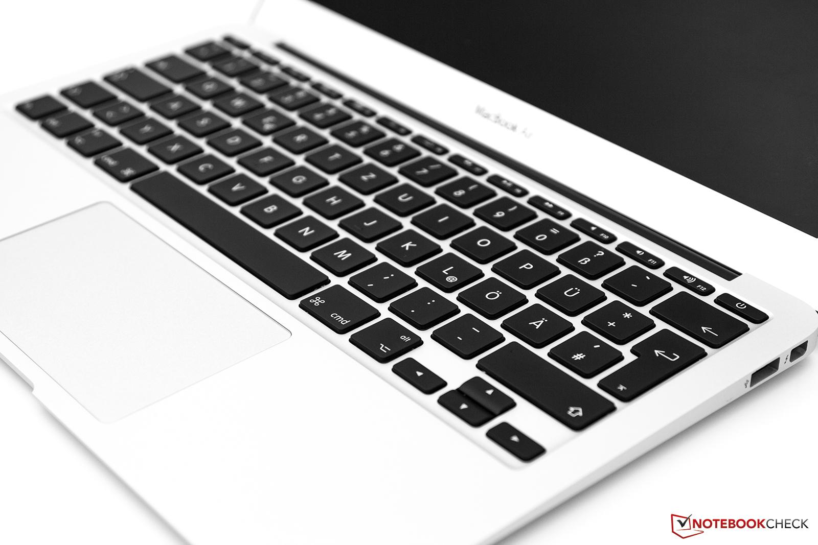 critique compl te du apple macbook air 11 pouces mi 2013 1 7 ghz 256 go. Black Bedroom Furniture Sets. Home Design Ideas