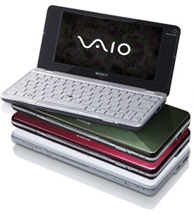 critique du sony vaio vgn p21z mini portable. Black Bedroom Furniture Sets. Home Design Ideas