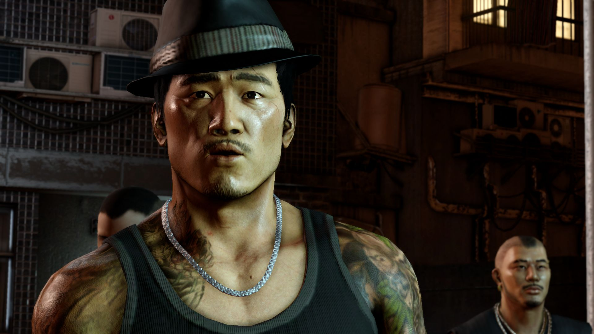 Sleeping Dogs Character Customization