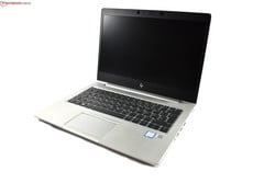 En test : le HP EliteBook 830 G5. Modèle de test aimablement fourni par HP.