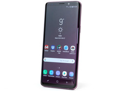 En test : le Samsung Galaxy S9.