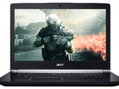 Courte critique du PC portable Acer Aspire V17 Nitro BE VN7-793G (7300HQ, GTX 1050 Ti, FHD)