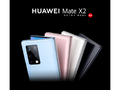Le Mate X2 dispose de 4 options de couleur. (Source : Huawei)