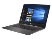 Courte critique de l'ultraportable Asus ZenBook UX3430UN (i5-8250U, MX150, 256 GB SSD)