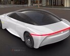 Apple Concept de voiture (Source : iDrop News sur YouTube)