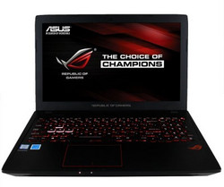 Sous examen : Asus ROG GL553VD-DS71. Modele de test fourni par Computer Upgrade King. Coupon NBCUK-GL553 pour $110 USD de réduction (Amérique du Nord).