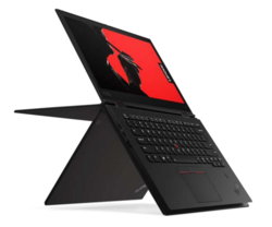 En test : le Lenovo ThinkPad X1 Yoga. Modèle de test aimablement fourni par Lenovo.