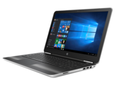 Courte critique du PC portable HP Pavilion 15t X7P44AV (7700HQ, FHD, GTX 1050)