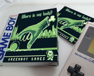 """Where is My Body ?"" sera livré sous forme de cartouche Game Boy physique. (Source de l'image : Greenboy Games)"
