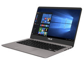 Courte critique de l'Asus ZenBook UX3410UQ (7500U, 940MX, Full HD)