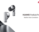 Le FreeBuds Pro. (Source : Huawei)