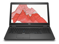 En test : le Dell Precision 3520, aimablement fourni par cyberport.de.