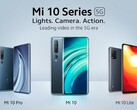 The Mi 10 series may have a whole new flagship soon. (Source: Xiaomi)