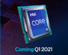 Intel Rocket Lake-S Core i9-11900K. (Source de l'image : Intel)