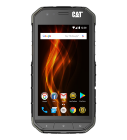 En test : le Cat S31 . Modèle de test fourni par CAT Phones Allemagne.