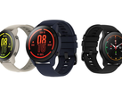 La Mi Watch sera disponible en six couleurs. (Source de l'image : Xiaomi)
