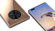 Rendu Huawei Mate 40 Pro. (Source de l'image : WindowsUnited.de)