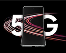 Le Galaxy Z Flip 5G. (Source : Samsung)