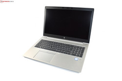 En test : le HP EliteBook 850 G5. Modèle de test fourni par HP.