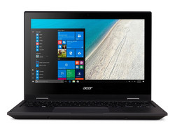In Review: the Acer TravelMate Spin B1, courtesy of Acer Germany.