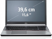 Courte critique du PC portable Fujitsu LifeBook E756 (i7-6600U, HD520)