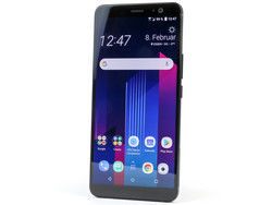 En test : le HTC U11 Plus. Modèle de test aimablement fourni par notebooksbilliger.de.
