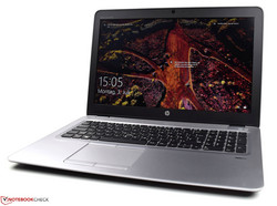 En test : le HP EliteBook 755 G4, fourni par HP Allemagne.