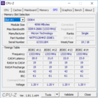 Dell XPS 15 9570 - CPU-Z : SPD.