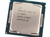 Courte critique du processeur de bureau Intel Core i5-8500T (6 cœurs, 6 threads, 2,1 GHz, 35 W)