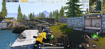 Samsung Galaxy Note20 Ultra - PUBG Mobile.