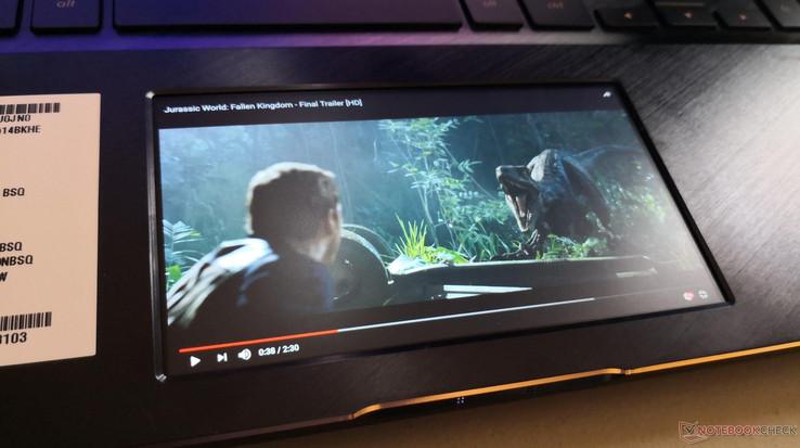 Critique complète du PC portable Asus ZenBook Pro 15 UX580GE ...