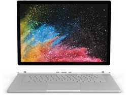 En test : le Microsoft Surface Book 2. Modèle de test aimablement fourni par notebooksbilliger.de.
