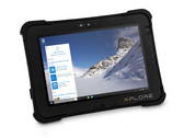 Courte critique de la tablette Xplore Technologies XSlate L10 (Pentium N4200, FHD)