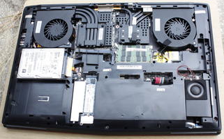 ...when compared to other solutions on the market. (Photo: MSI GT72VR 6RE)