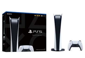 La console Digital Edition. (Source de l'image : Sony/@videogameeals)
