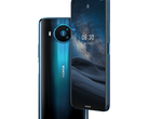 Le Nokia 8.3. (Source : HMD Global via Clove)